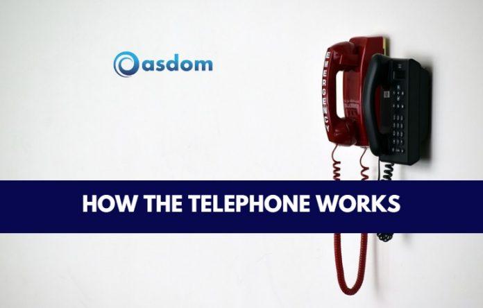 Oasdom.com How telephone works alexandar graham bell