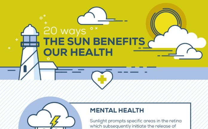 oasdom.com 20 benefits of the sun to our health