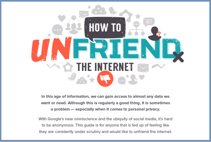 If you're starting to feel like you've shared a little too much personal information with the World Wide Web, fear not. Help is at hand. In this day and age, anyone that doesn't have a social media account is treated like a social pariah. But could they have made the right choice?