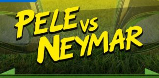 Oasdom.com King of Soccer Pele VS Neymarr