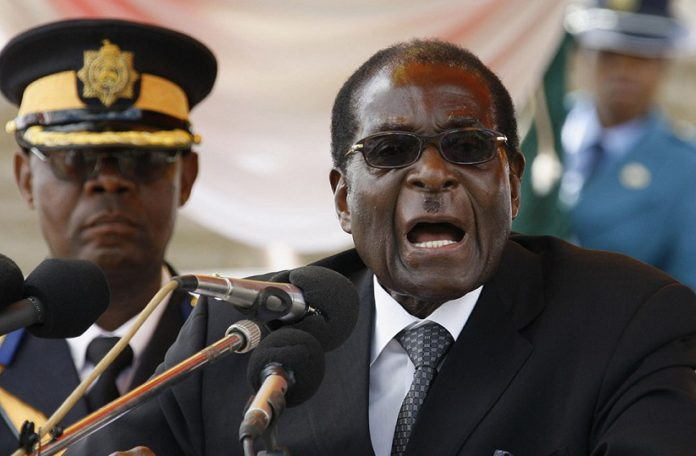 Zimbabwean President, Robert Mugabe has instructed the Commissioner General of Zimbabwe Police Republic, Augustine Chihuri to arrest and detain the whole Zimbabwean Olympic Team members immediately they arrived at the Harare ...
