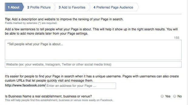 create a page 2