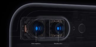 So yeah, the new iPhones are here. One of them, the iPhone 7 Plus, has a feature that the smaller iPhone 7 lacks: dual cameras at the back.