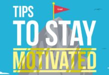 Motivation is that inner drive that keeps you going when you set out to achieve a goal. Motivation can be strong and compelling at the start but unfortunately it is extremely difficult to maintain and after time can become elusive. Here are 20 actionable steps you can take to make sure your focus remains and your motivation stays on track.