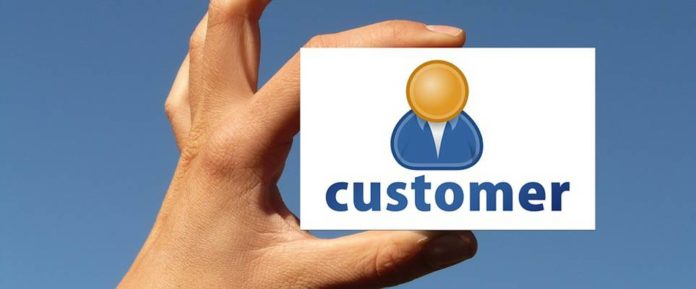 The fundamental business of business is to get paying customers. It is a necessary condition for any business. If you don't have a paying customer, you are not in business
