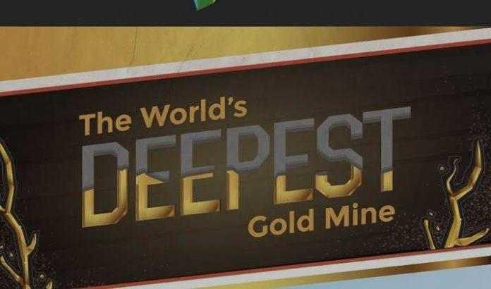 Oasdom.com Mponeng the worlds deepest gold mine