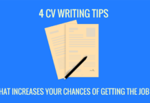 OASDOM.COM 4 CV writing tips that increases your chances of getting the job