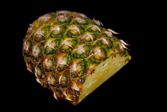 If you've got loose breast, eat pineapples There are many super foods out there but PINEAPPLE is clearly the ultimate health booster that needs to be on your diet. Watch this 90 seconds video