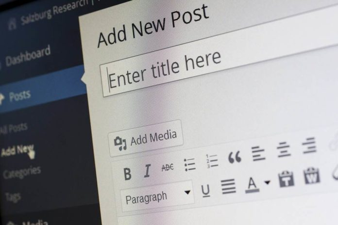 oasdom.com how to add new blog posts on wordpress
