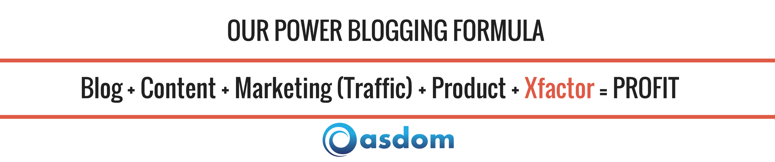 oasdom.com power blogging formula