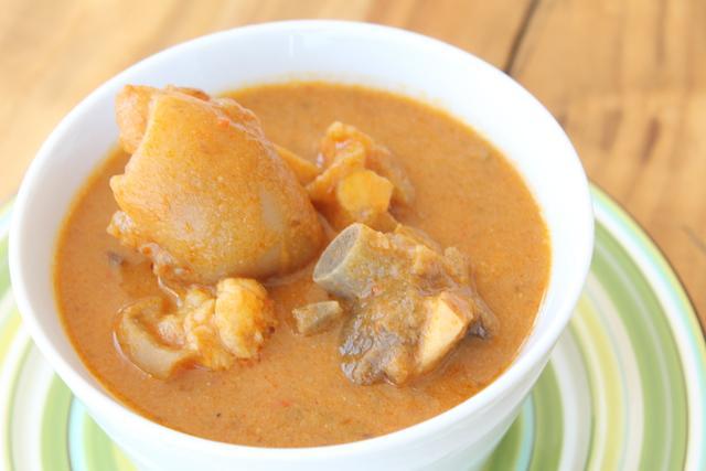Gbegiri - beans soup