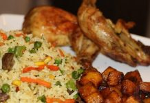 List of Nigerian food stuffs and recipes
