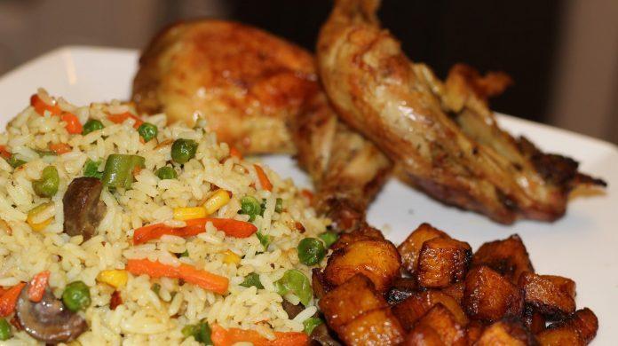 List of Nigerian food stuffs and recipes