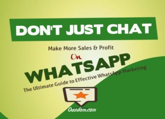 Download our free guide and Increase your sales and profit following 4 Golden rules online income earners use to make money & use in your Whatsapp marketing