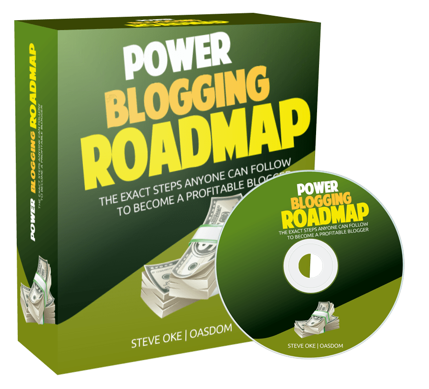 Oasdom.com power blogging roadmap make money making money