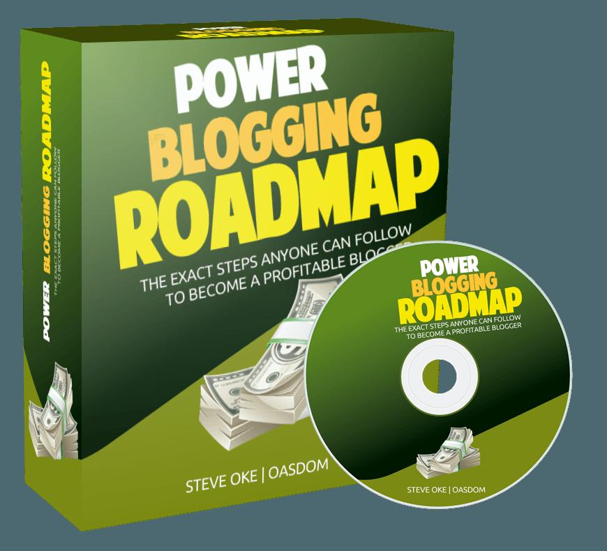 Oasdom.com power blogging roadmap make money making money