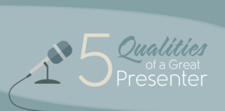 Want to be a good presenter? Check out clues from the pros on how to deliver more engaging presentations.