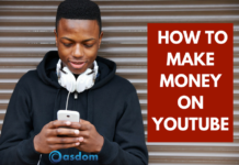 Oasdom.com HOW to make money on Youtube