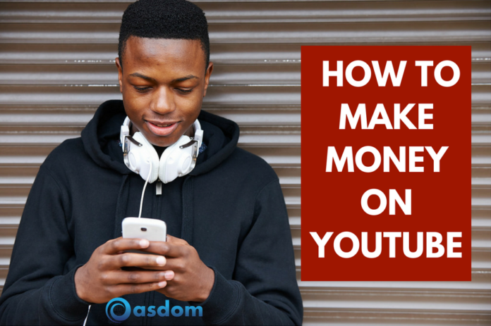 "Ever wondered how to make money on YouTube? If you've probably heard about regular people earning money on YouTube and thought, ""Hey, I can do it"