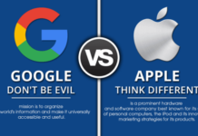 oasdom.com Google Vs Apple