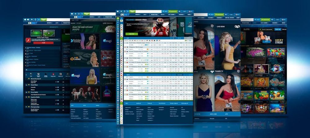 1xbet company betting site