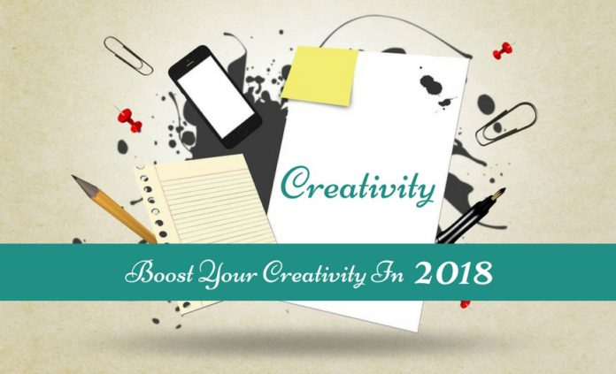 oasdom.com boost creativity in 2018