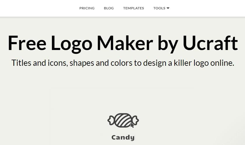 free logo design and creator software ucraft