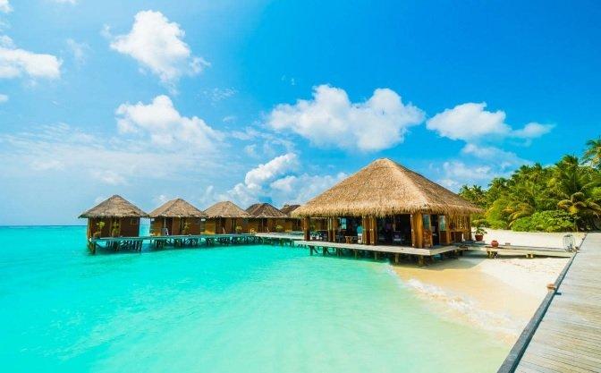 Maldives - Nigerian visa free countries today