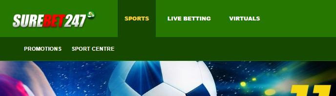 betting (company) in Nigeria - surebet247