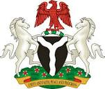 Nigerian coat of arms - national passport