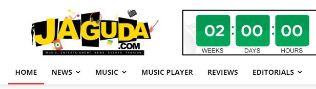 Nigerian music website Jaguda hot mp3