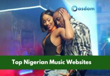 Top Nigerian music website for Latest Nigerian music songs download