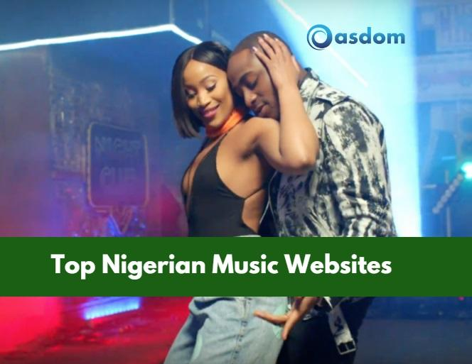 Top 15 Nigerian music website for Latest Nigerian mp3 downloads