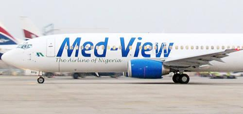 Another domestic airline in Nigeria - med-view