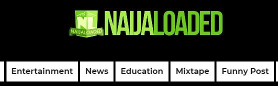 Nigerian music website naijaloadedng