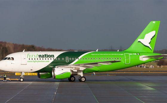 first nation airways. Domestic airlines in nigeria