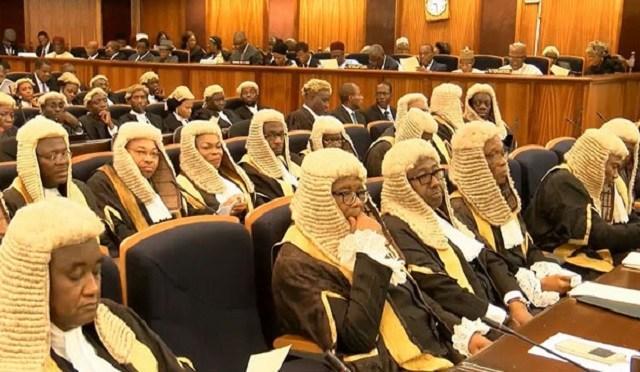 Judiciary arm of government - judicial council of Nigerian system of government