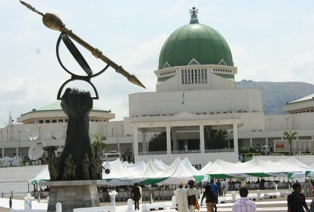 legislative branch of government - nigerian government structure