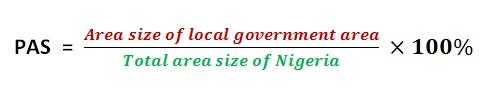 local government revenue sharing formula the three tiers of government