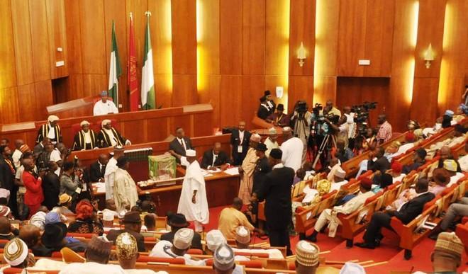oasdom.com nigerian senate - structure of nigerian government by senate president