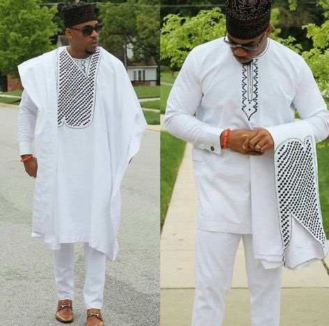 Latest agbada native styles for guys