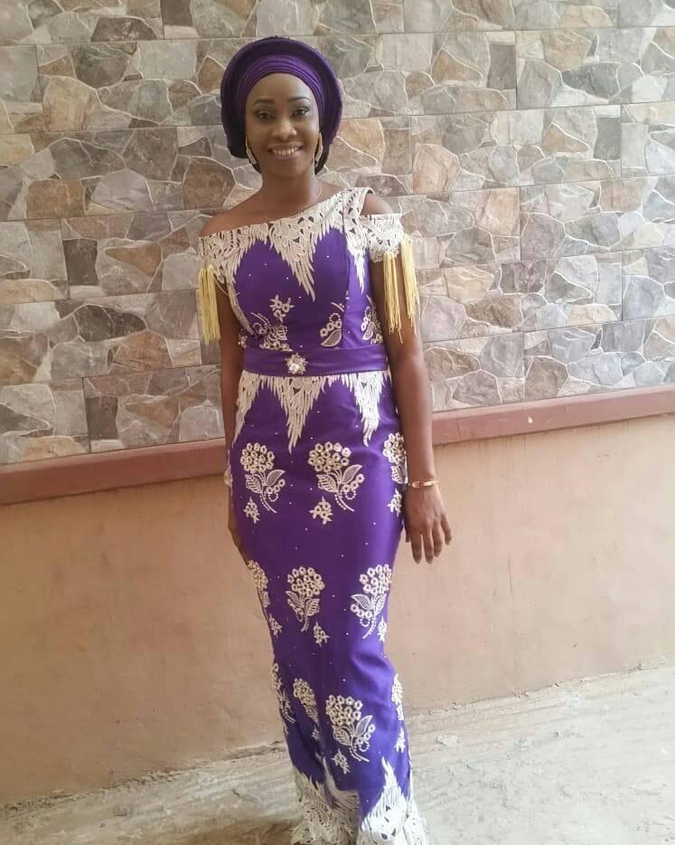 Nigerian natives attire styles latest gown