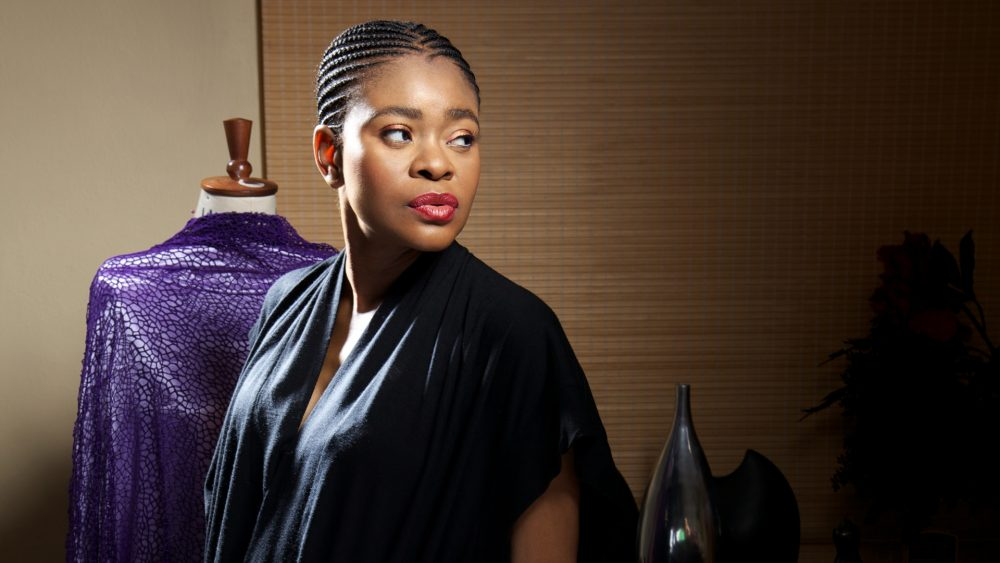 Deola Sagoe a Nigerian fashionista and fashion designer in Nigeria