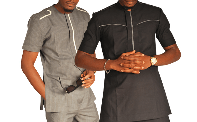 nigerian native wears pictures - Fashion and Style Magazine for Guys- senator designs