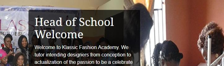 Klassic fashion academy