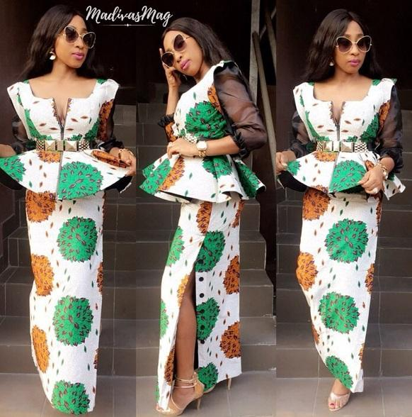Nigerian native attire styles aso ebi wears