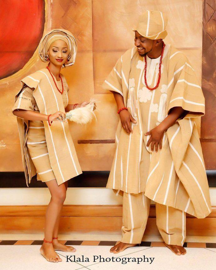 Nigerian native attire styles and native wears pictures