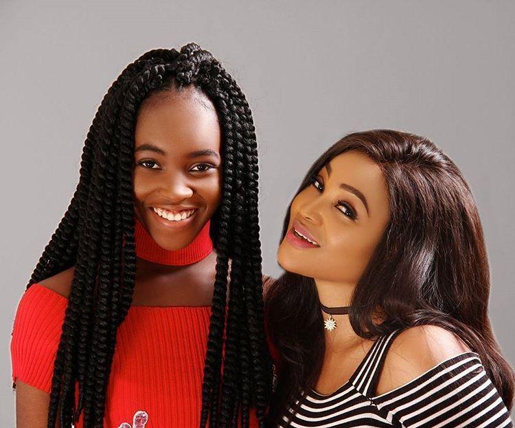 Nigerian teenage celebrity mitchell Aigbe