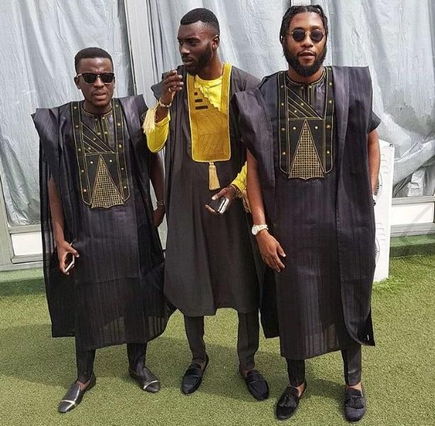 Nigerian Native attire styles Fashion Dresses for males