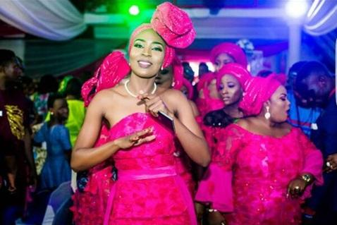 latest nigerian asoebi styles 2018